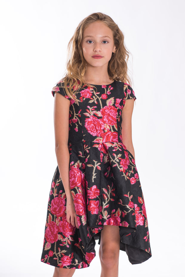Brenna-DRESS-sizes 7-16-Zoë Ltd