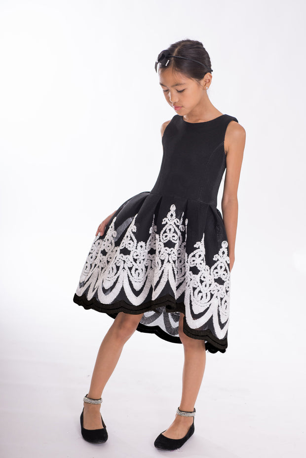 Brenda-DRESS-sizes 7-16-Zoë Ltd