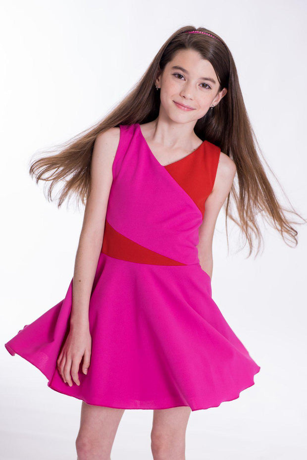 Kiera-DRESS-sizes 7-16-Zoë Ltd