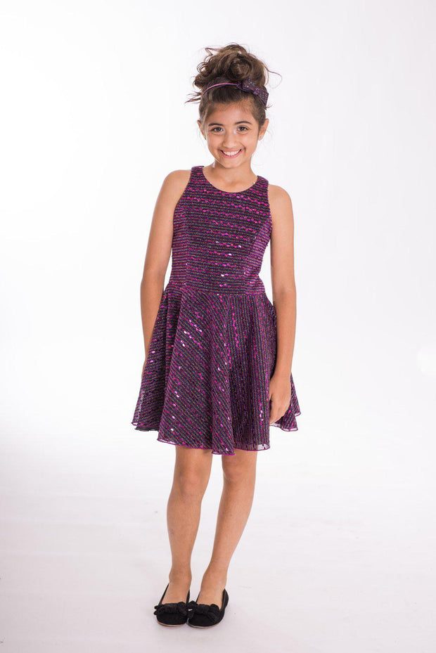 Kiki-DRESS-sizes 7-16-Zoë Ltd