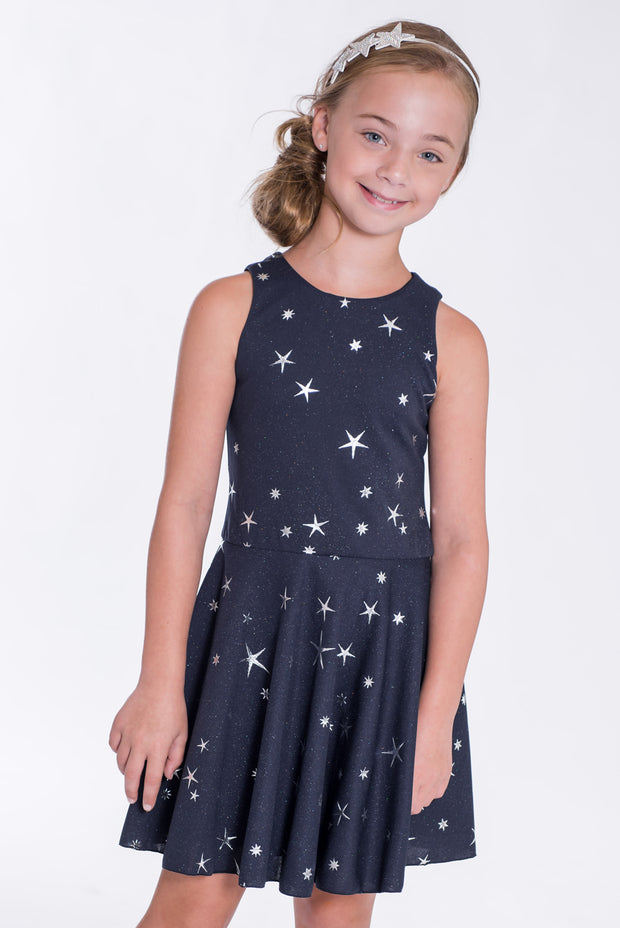 Kiki Stars-DRESS-Zoë Ltd- Sizes7-17-New arrivals-Fall 2019