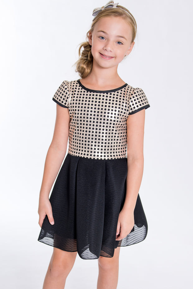 Megan-DRESS-sizes 7-16-Zoë Ltd