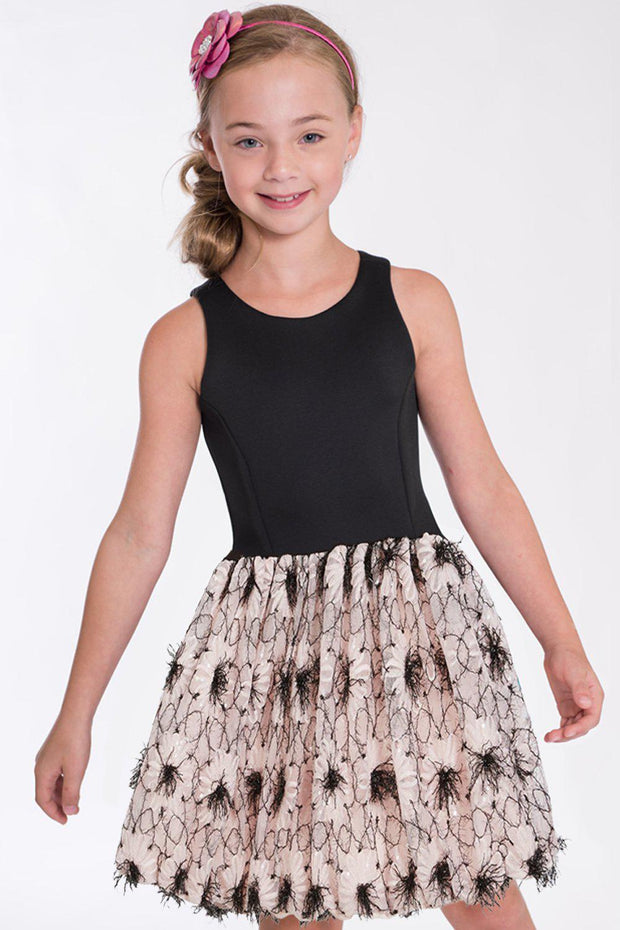 Daisy-DRESS-Zoë Ltd-sizes 7 to 16- Spring 2020