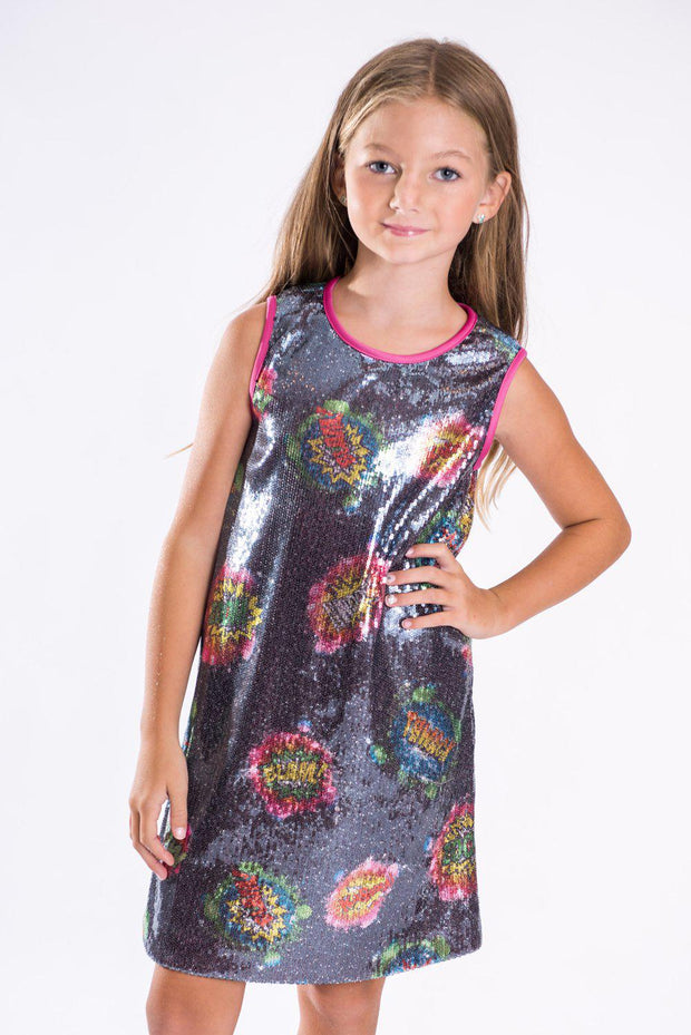 Super Girrrl-DRESS-sizes 7-16-Zoë Ltd
