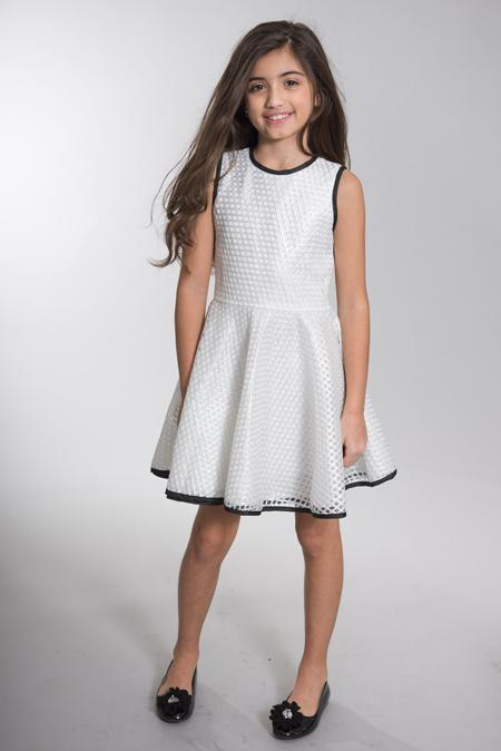 Hadley | Silver-DRESS-Sizes 4-16-Zoë Ltd