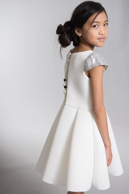Lark Silver-DRESS-Sizes 4-16-Zoë Ltd