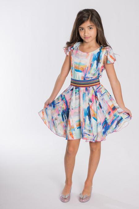 Mix it up-DRESS-Sizes 4-16-Zoë Ltd