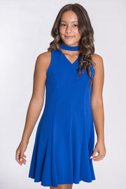 Rowan-DRESS-sizes 7-16-Zoë Ltd
