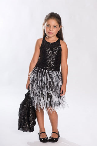 Harlow Sequin Dress
