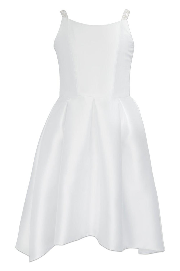 Jenna | Ivory-DRESS-sizes 7-16-Zoë Ltd
