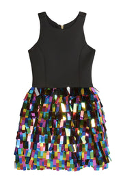 Fly Girl Rainbow-DRESS-sizes 7-16-Zoë Ltd