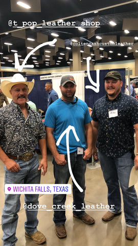 Wichita Falls Boot & Saddle Makers Roundup 2018 – Lost Penguin
