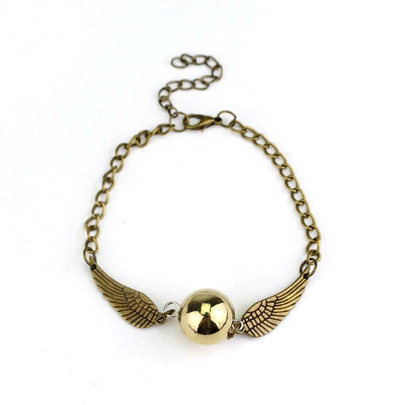 Golden Snitch Bracelet Bronze
