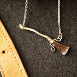 Collier Balai Volant Harry Potter