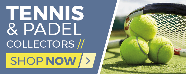 Tennis and Padel Ball Collectors