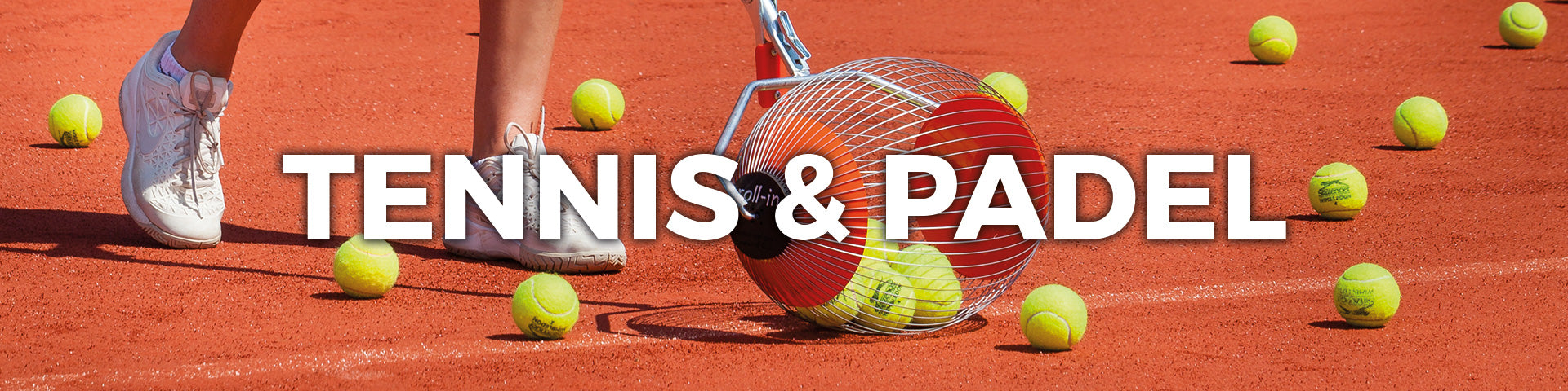 Tennis & Padel Ball Collectors