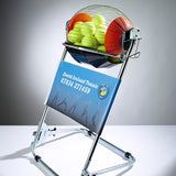 CS60 Tennis Ball Collector With Advertising Banner