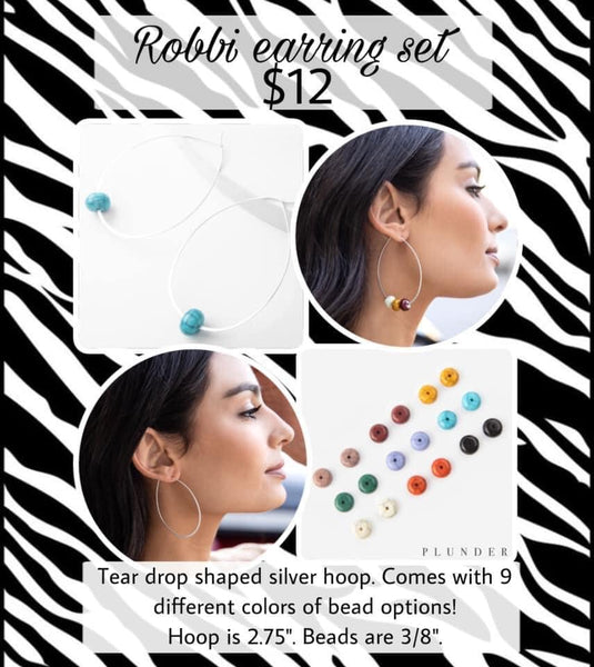 Robbi Earring Set
