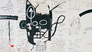 BASQUIAT'S UNKNOWN NOTEBOOKS