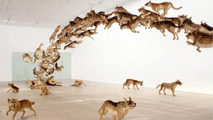 CAI GUO-QIANG'S THERE AND BACK AGAIN
