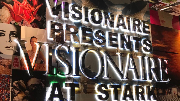 VISIONAIRE PRESENTS VISIONAIRE AT STARK