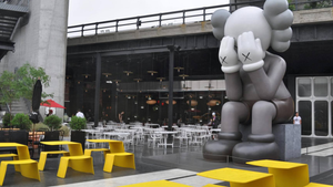 KAWS: The Beginning