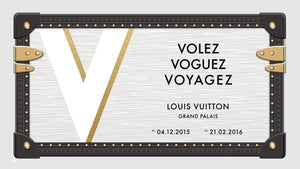 LOUIS VUITTON TAKES OVER GRAND PALAIS
