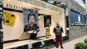 VISIONAIRE EXHIBITION with MODERN MEDIA in Shanghai, China