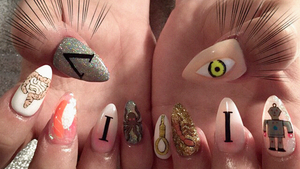 MEI'S VISIONAIRE NAILS