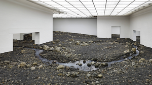 OLAFUR ELIASSON'S RIVERBED