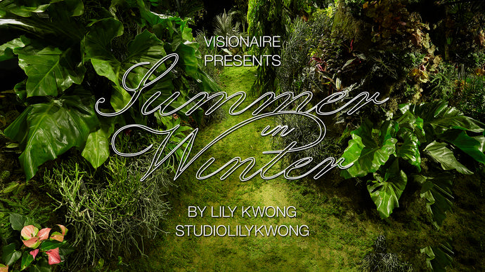Visionaire Presents SUMMER IN WINTER by Lily Kwong