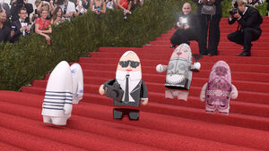Visionaire Toys at the Met Gala
