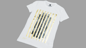 VISIONAIRE X GAP GOLD TSHIRT IMAGES