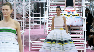 ONE LOOK: DIOR HAUTE COUTURE SS15