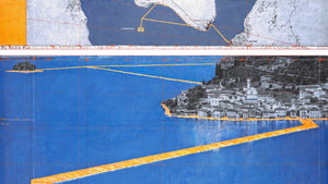 CHRISTO AND JEANNE-CLAUDE'S WATER WALK
