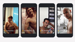 VISIONAIRE'S GRINDR BOYS
