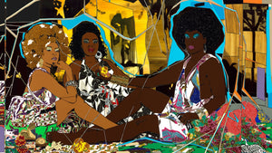 MICKALENE THOMAS' EMPIRE