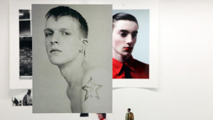 WILLY VANDERPERRE'S RAF SIMONS