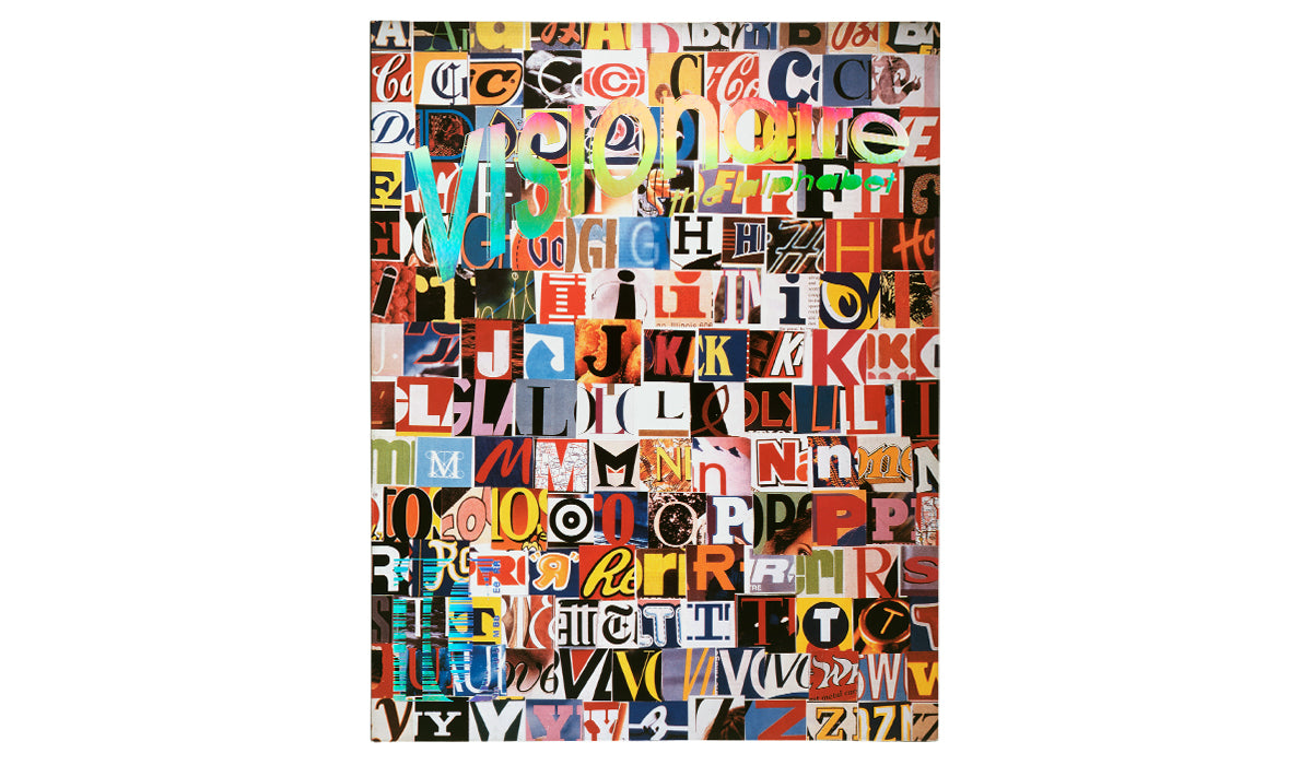 VISIONAIRE 10 THE ALPHABET