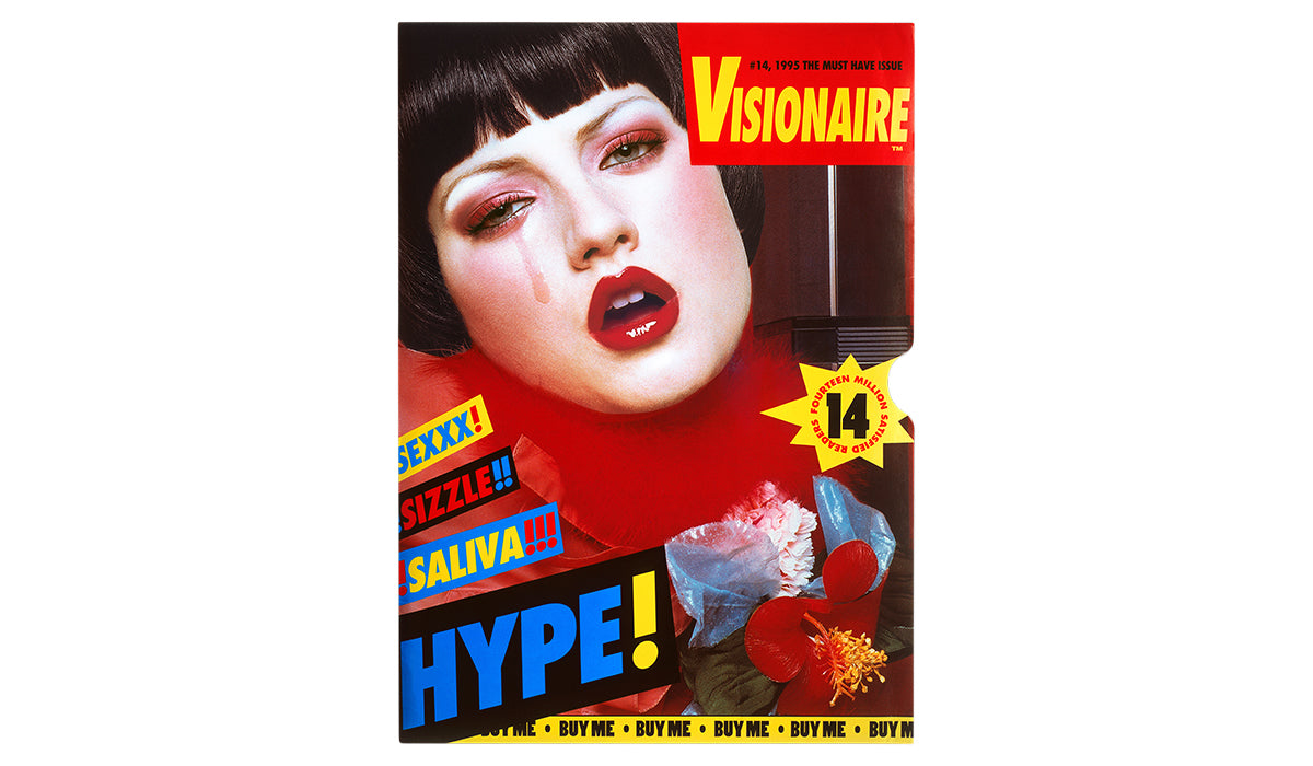 VISIONAIRE 14 HYPE!