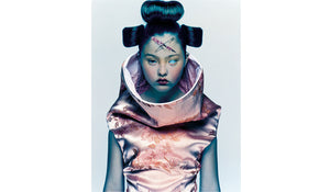 VISIONAIRE 58 SPIRIT COUTURE TRIBUTE TO ALEXANDER MCQUEEN
