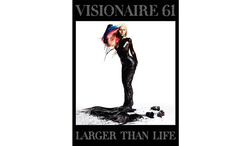 VISIONAIRE 61 LARGER THAN LIFE STANDARD
