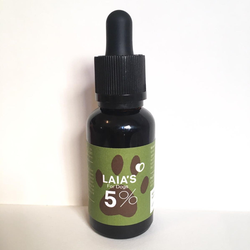 LAIA'S for Dogs - Hanfaroma mit CBD