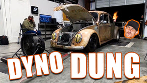 DUNG BEETLE HITS THE DYNO - MISFIRE MOTORSPORTS