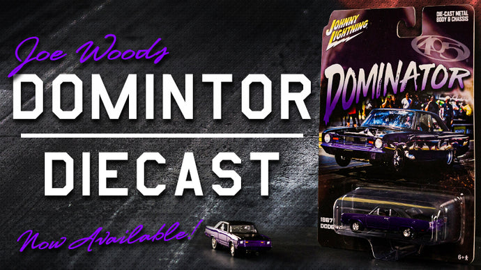 DOMINATOR DIECAST IS HERE!