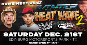 Come hang ten with us at WINTER HEATWAVE 2!!!