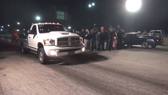 The Flatbed VS The World at Winter Meltdown 2018