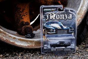 "The Monza ""Sinister Split-Bumper"" Diecast Replica IS HERE!"