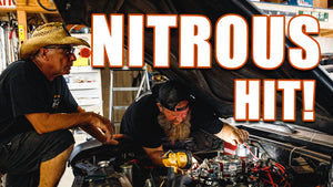 WE FIXED THE NITROUS ON THE MORDOOR NOVA
