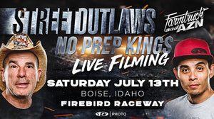 No Prep Kings Season 3 LIVE FILMING!